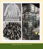 Forma 2016 & vendas quentes da roupa usada seda com estilo coreano para o africano (FCD-002)
