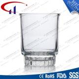 125ml heet verkoop de Duidelijke Mok van het Glas voor Wisky (CHM8037)