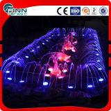 Fuente decorativa al aire libre media del jardín de la fuente de agua del baile de la música del jardín de interior