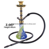 La Germania Style Zinc Alloy e narghilé di Glass Bottle Shisha