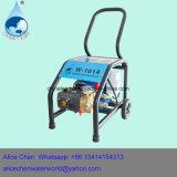 Auto-Wäsche mit Auto-Wasser-Pumpe und Hochdruckwasser-Kolbenpumpe