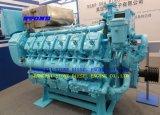 De Dieselmotor van Deutz (TBD234V6 TBD234V8 TBD234V12 TBD604BL6 TBD620V8 TBD620V12 TBD620V16)