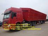 Tri-Axle трактора стороны Dumper/Tipper трейлер Semi