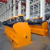 Máquina de Benefication da pilha da Concentrar-Flutuação do minério do ouro da série de Sf