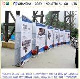 Ökonomische Kosten-bewegliche Aluminium knallen oben Ausstellungsstand für Ausstellung
