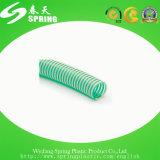 PVC良質のプラスチックによって補強される螺線形の頑丈な吸引の波形のホース