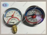 Migliore Quality Thermometer e Pressure Gauge con Scale
