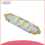 Festone chiaro automatico dell'indicatore luminoso LED dell'automobile di Canbus (DLED-C5 5730)