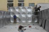 Tanque de água do aço inoxidável com equipamento refrigerando de tanque de unidade refrigerando/água