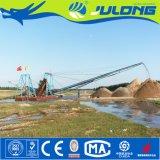 Земснаряд 2017 ковшовой цепи Julong горячий продавая универсальный