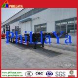 BPW/Fuwa de Aanhangwagen van het Dek van de Daling van Assen voor de Markt van Doubai