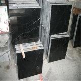 Buon marmo di Nero Marquina del nero di prezzi