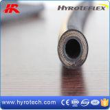 Tuyau hydraulique en spirale à quatre fils (SAE 100R9/R12, DIN EN856 4SH/4SP)