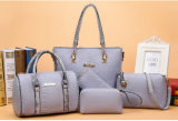 2016 Madame Handbag Set en cuir d'unité centrale de configuration de crocodile de couturier