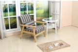 Ganascia diVendita del sofà di stile del salone del sofà della mobilia semplice della ganascia (M-X1111)
