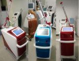 1320nm attrezzature mediche verticali di rimozione del tatuaggio del laser del ND YAG