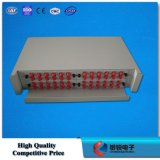 Tipo Pared 8port fibra óptica Patch Panel de Distribución ODF