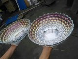 Macchina di vetro della metallizzazione sotto vuoto del plasma