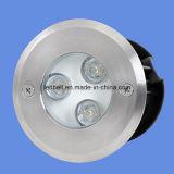 스테인리스 5g Muti 색깔 온천장 LED 빛