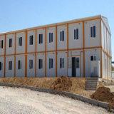 Maison préfabriquée commerciale de conteneur pour le camp de travail (KXD-SSB16)
