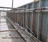 Cassaforma di plastica della costruzione del PVC dalla Cina