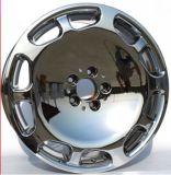 O carro de alumínio orlara a roda da liga do cromo para o Benz de Maybach