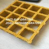 FRP Gevormde Grating met Vierkant Netwerk