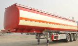 5 de Aanhangwagen van de Tank van het Metaal van compartimenten 38000L