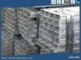 De Vierkante Buis van het staal