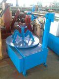 Gummireifen-Seitenwand-Scherblock/verwendeter Reifen, der Maschinen-/Reifen-Ausschnitt-Maschine aufbereitet