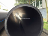 Линия штрангя-прессовани трубы стены пластичного HDPE штрангпресса твердая (удостоверение личности 1200mm)