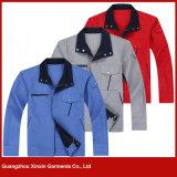 Uniforme fonctionnant de longue qualité neuve de la chemise 2017 pour l'hiver (W280)
