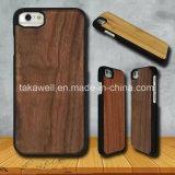 ローズのiPhone 6s/6plus/7のための木製の携帯電話の箱