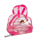 PVC bonito Eco-Friendly Gift Bag para Kids