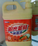 Detergente líquido da máquina de lavar louça da China Factory