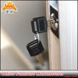 オフィスの低価格の使用によってカスタマイズされる金属のTambourのドアのファイリングキャビネット