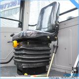 Миниый затяжелитель, малый передний затяжелитель колеса Payloader 1ton