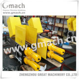 Double Piston Large Capacity Continuous screen Changer for plastic extrusion
