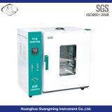Estufa de circulación del aire caliente del laboratorio
