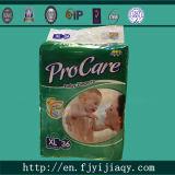 Nouvelles couches-culottes de bébé de modèle de paquet de PRO soin