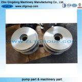 Material-Kasten-Deckel für ANSI-zentrifugale chemische Stahlschleuderpumpen