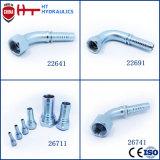 (24211) Montaggio idraulico del tubo dell'acciaio inossidabile del gomito diritto femminile di Orfs