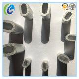 De Ovale Metalen kappen van de Kabel van de Draad van de Legering van het aluminium