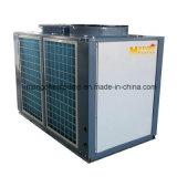 給湯装置の空気ソースヒートポンプ