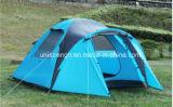 2 Personen-doppelte Schicht-automatisches kampierendes Zelt
