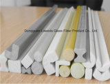 Het Profiel van het Kanaal van de Glasvezel FRP met Kwaliteit hitte-Resiatant