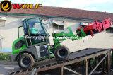 Wolf-neues Modell Zl08f mit hydraulischer Übertragung