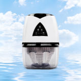 TiO2-UV Lámpara Esterilizadora de Agua Humectador Fresco Iónico Purificador de Aire