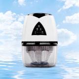물은 Photocatalyst 필터 UV 살균제 이오니아 공기 정화기의 기초를 두었다