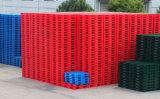 Tipo exalado resistente preço 100% plástico das páletes do HDPE do Virgin